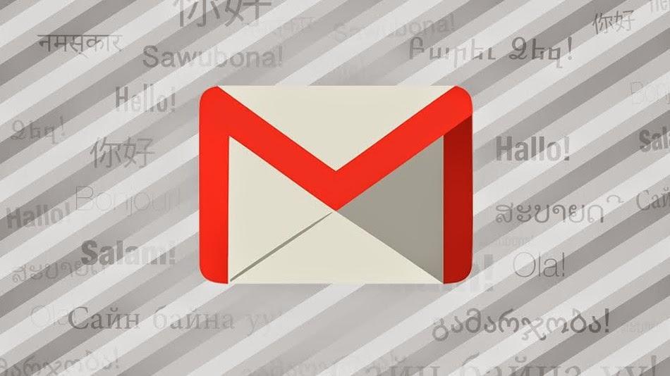 Gmail Bổ Sung Thêm 13 Giao Diện Ngôn Ngữ