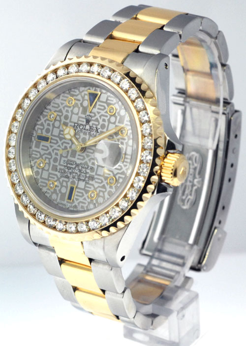 COOL WALLPAPERS: Rolex Diamond Watches