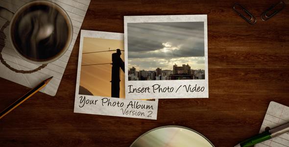VideoHive Photo Album V.2