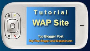 Tutorial WAP Site dengan XtGem
