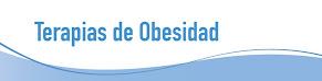 Terapias Obesidad