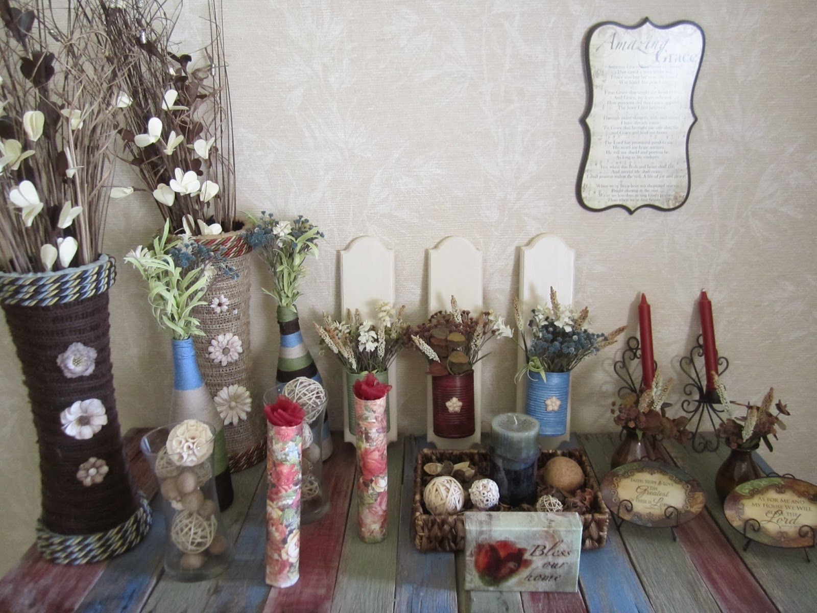 Home Made Room Decorations