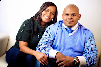 Pastor Razel and Lady Camille