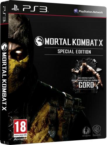 скачать игру Mortal Kombat X на Ps3 - фото 7