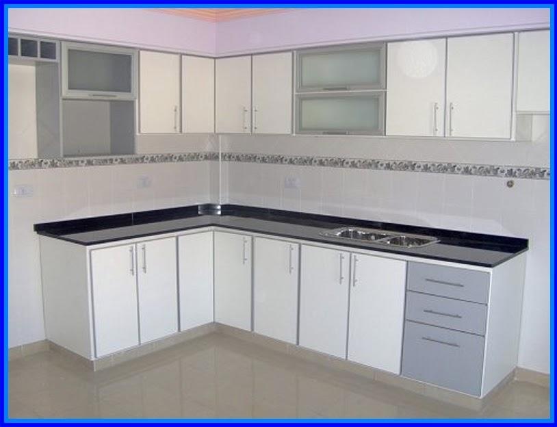 Muebles de cocina detalle para instalar cajones for Muebles para cocina en l