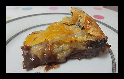 sobremesa; lanche; receita com banana; receita com nutella, receita com creme de avelã com chocolate; torta doce