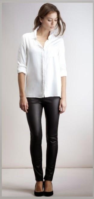 Baukjen Leather Leggings
