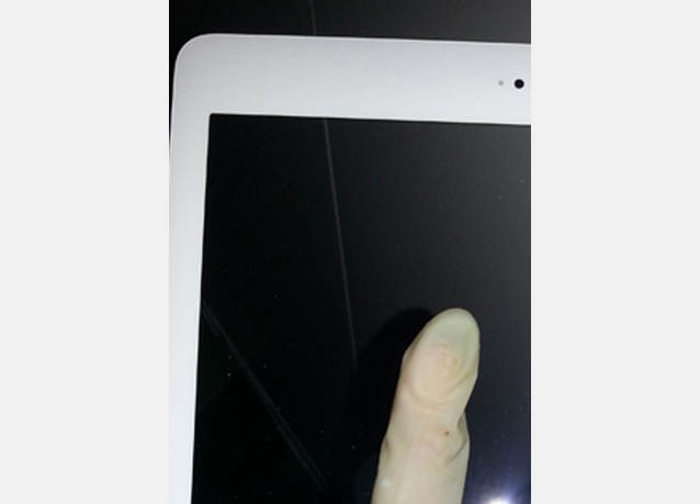A new leaked photos of iPad5