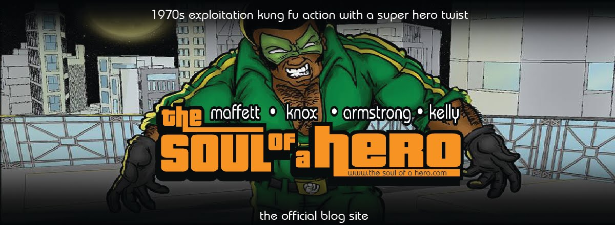 The Soul of a Hero Blog