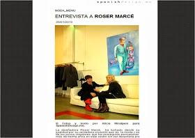 Reportaje a Roser Marce para SPANISHDESIGN