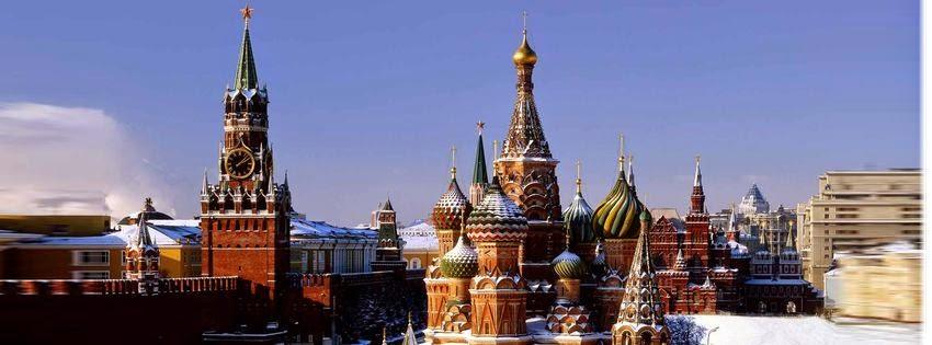Couverture pour facebook russie