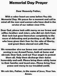 Meaning Veterans Day Prayers and Poems