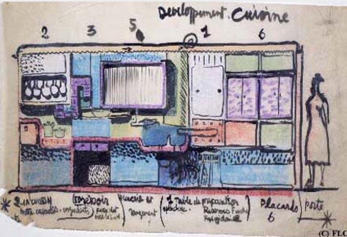 El Plan Z Arquitectura: Le Corbusier, Unidad de Habitación de Marsella
