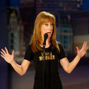Kathy Griffin Tired Hooker (2011)