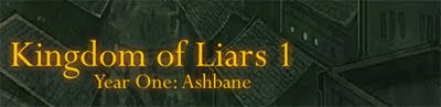 Guia Kingdom of Liars 1