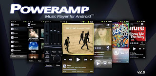 Poweramp Music Player | Andromin