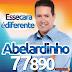 Obrigado pelos 21.144 votos - por Abelardinho