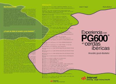 PG600 Cerdas Ibéricas: Tríptico