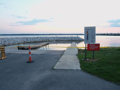 Ohio fishing source mosquito lake boat ramps closed for Mosquito lake fishing
