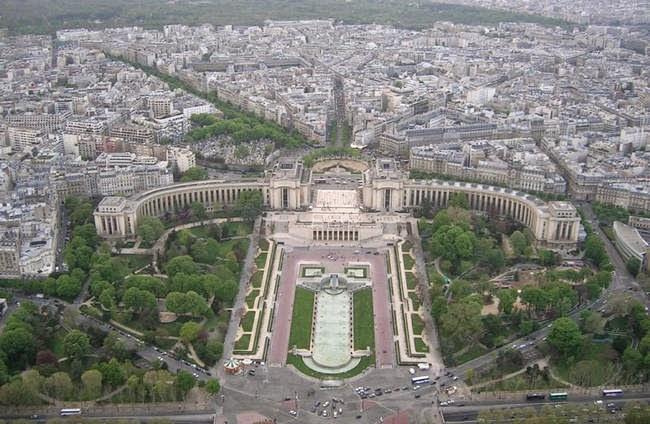 """eiffel13 - El """"secreto"""" que oculta la Torre Eiffel en su punto más alto"""