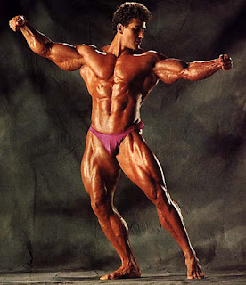 Bob Paris Bodybuilder