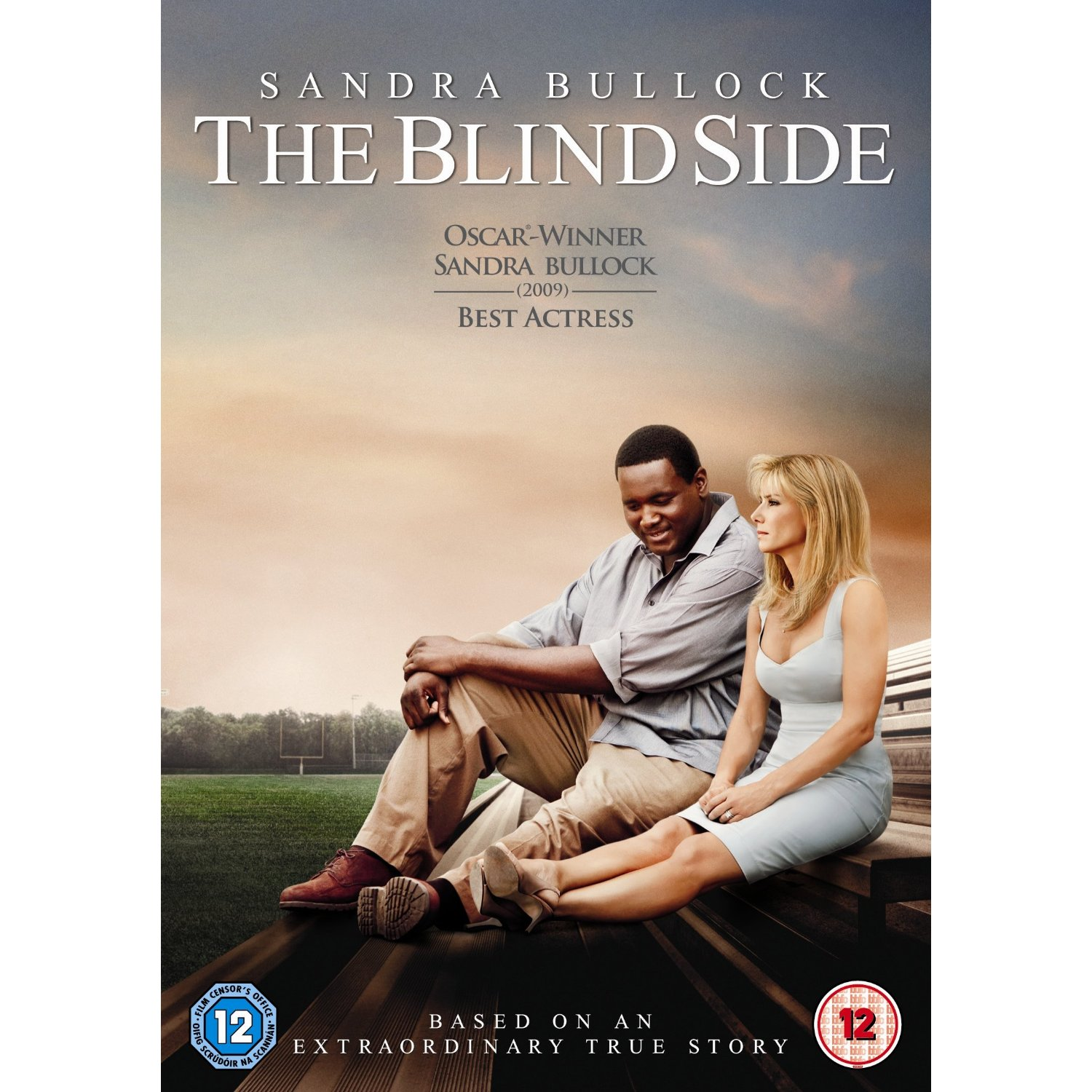 Madhouse Family Reviews Dvd Review The Blind Side