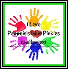 Pammie's Inky Pinkies Blog Challenge
