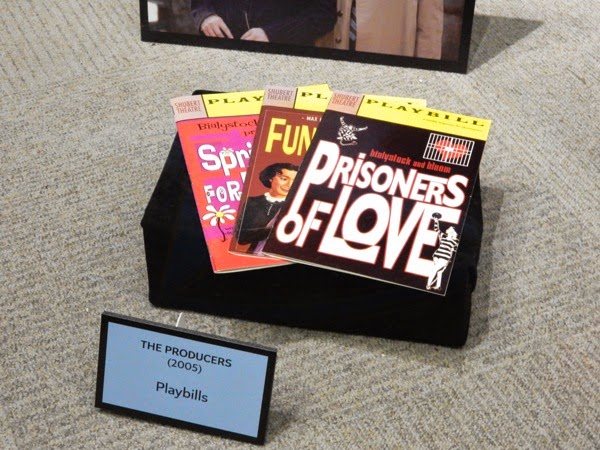 The Producers Playbills film props