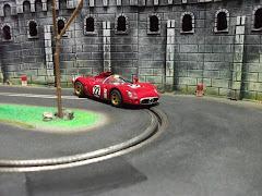 Alfa Romeo 33-2 Periscopica
