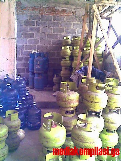 bisnis gas elpiji 3 kg