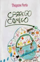 capa do livro Carrego comigo, de Thayame Porto