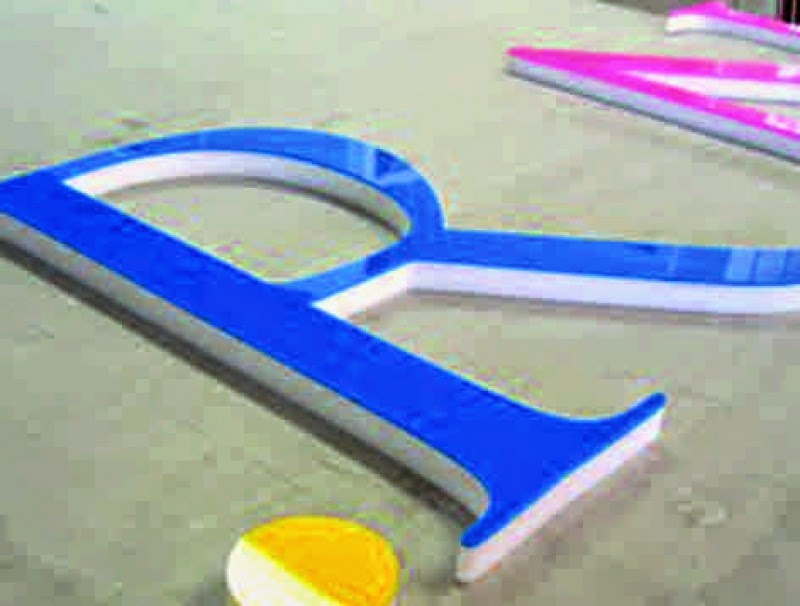 letras grandes formatos