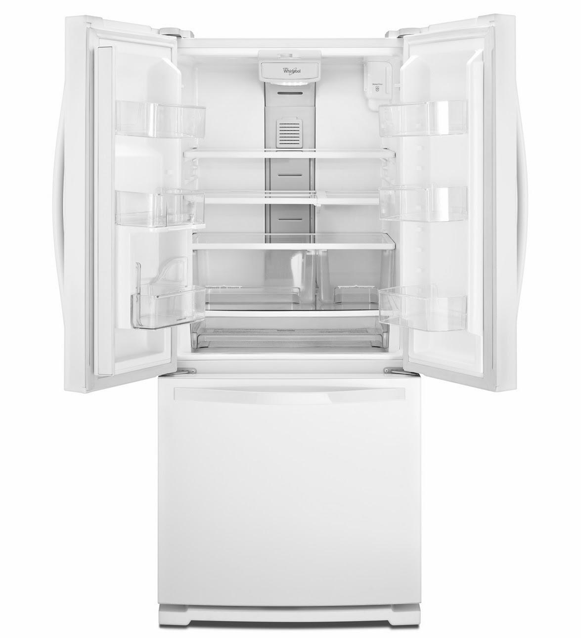 Whirlpool white ice counter depth french door - Whirlpool Refrigerator Brand Whirlpool Wrf560seym French Door Refrigerator