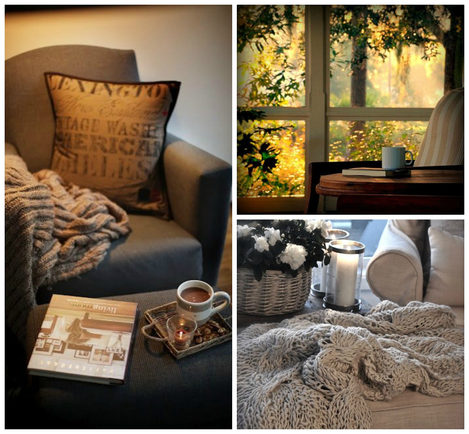 Cozy Home Decor Ideas To Be More Hygge: Part 2: How To Create A Cosy Home (Hygge