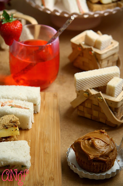 Gluten free tea afternoon tea options from Anyonita-nibbles.co.uk