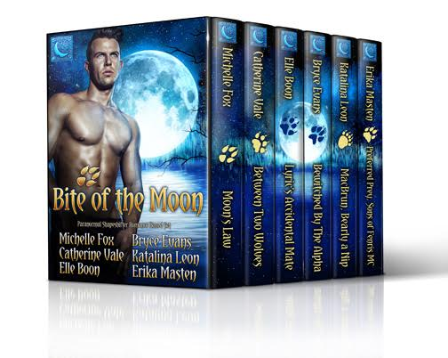 Bite of the Moon Paranormal Shapeshifter Romance Boxed Set. 99!