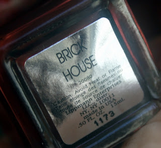 Deborah Lippmann Brick House