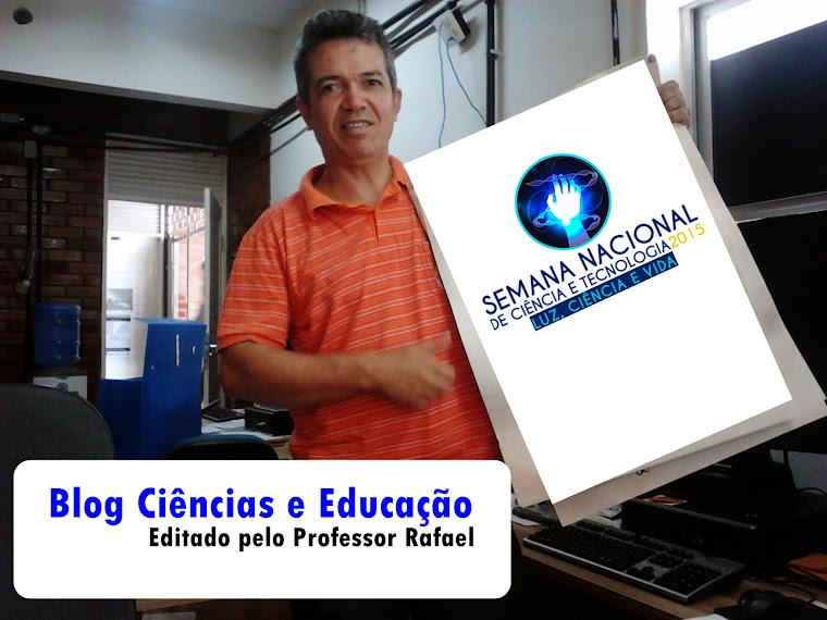 Ciências e Educação.