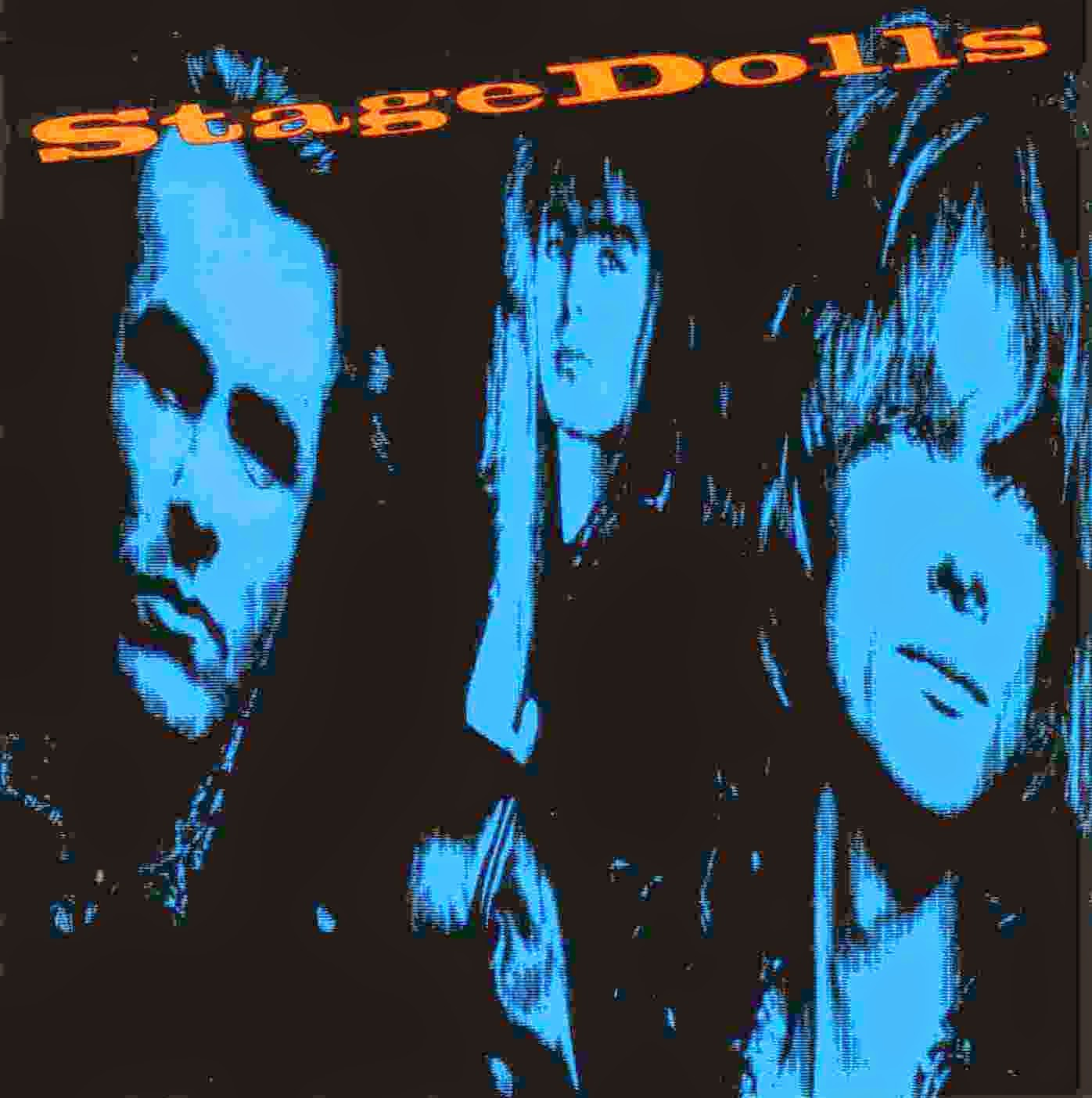 Stage Dolls st 1988 aor melodic rock music blogspot albums bands