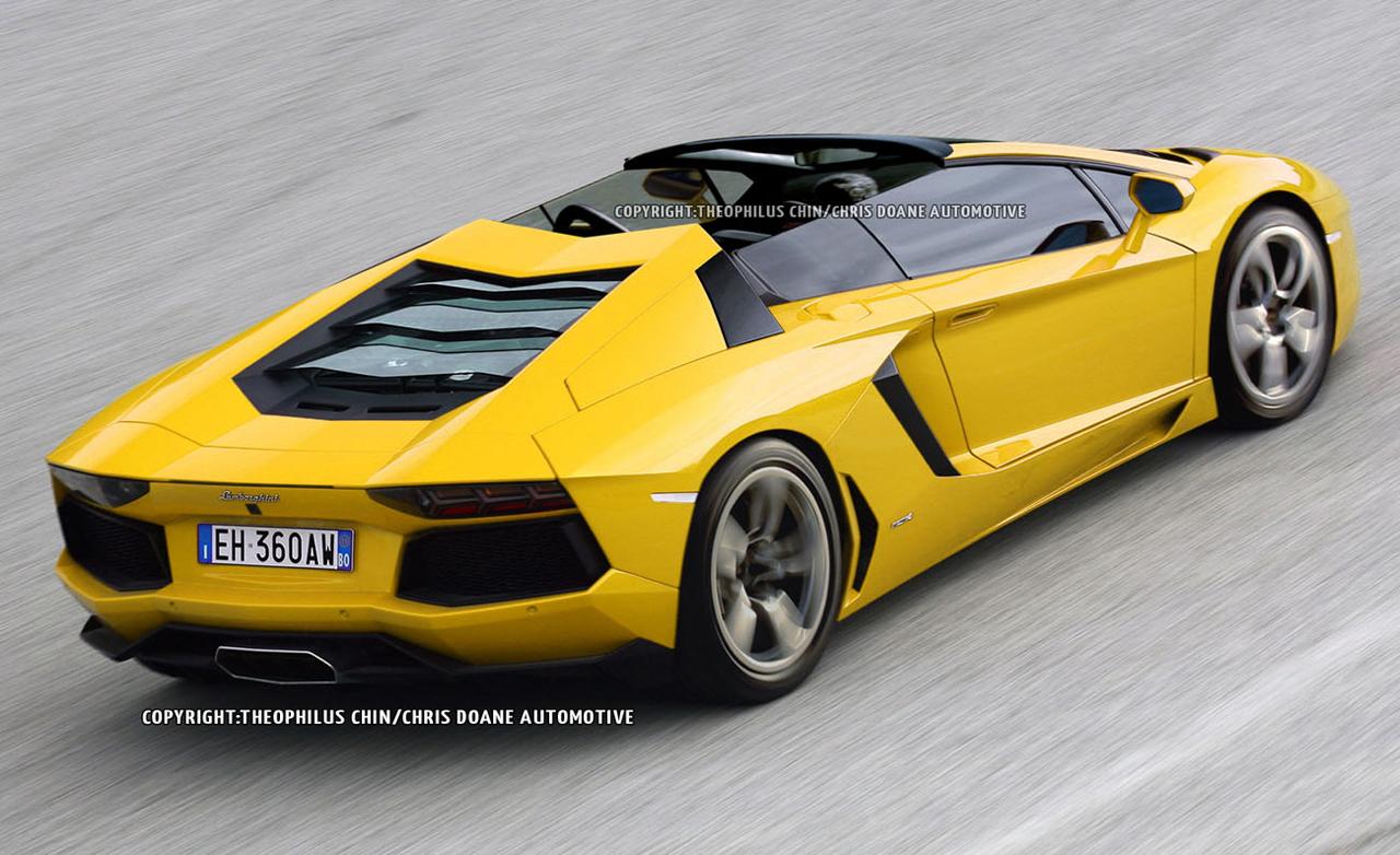 Luxury Lamborghini Cars Lamborghini Aventador Roadster
