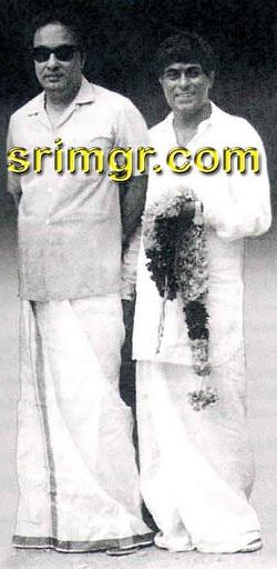 MGR & M.S. Viswanathan