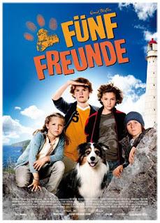 Ver online: Las aventuras de Los cinco (Fünf Freunde / Five Friends) 2012