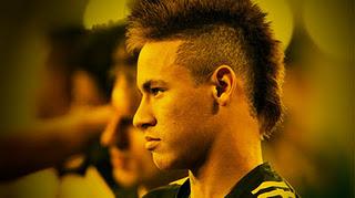 Neymar Hairstyle Photo