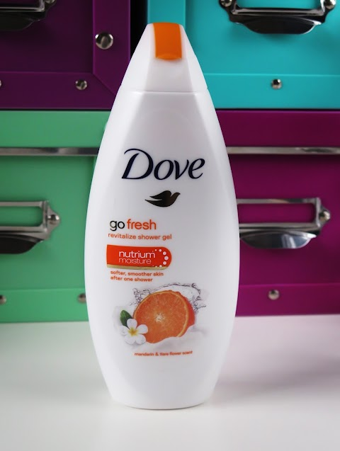 Dove GO FRESH REVITALIZE dušo želė