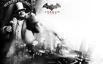 #32 Batman Wallpaper