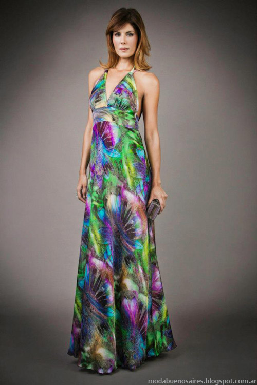 Veronica Far vestidos de fiesta invierno 2013