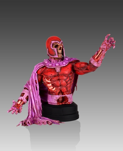 Magneto Mini Zombie Bust Gentle Giant