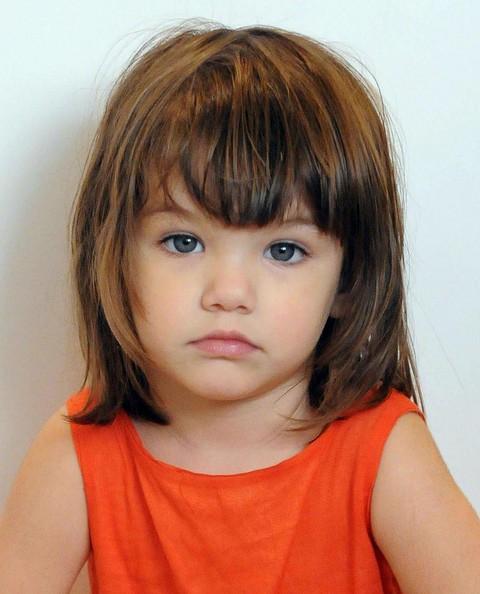 children hair style My Little World