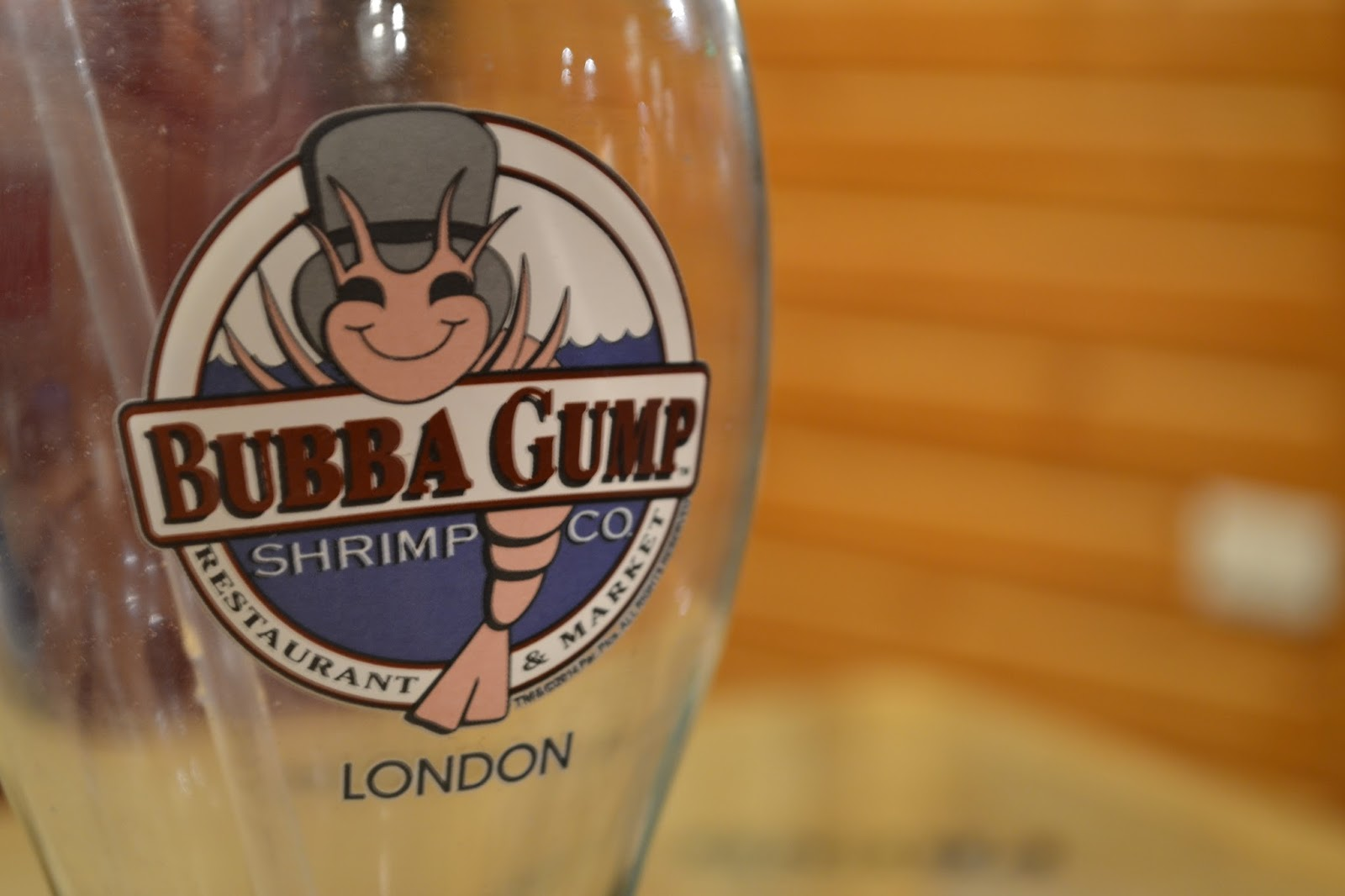 Bubba Gump Review - London