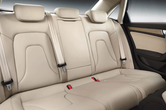 2013 Audi A4 Saloon Back-rear Interior